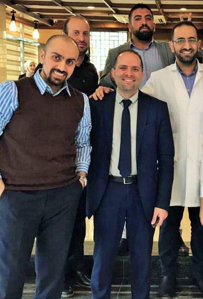 Dr. Shaher, Der Optik Inspektor